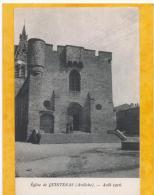 3832 / 13 - Eglise De Quintenas (Ardèche) - Août 1916 - Other Municipalities