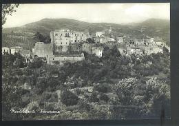 MONTELIBRETTI Panorama  Cartolina Viaggiata 1971 - Italy