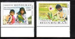 Honduras 2000 International Voluntarism Year MNH - Honduras