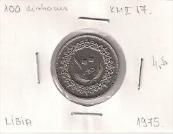 Libya 100 Dirhams 1975. KM#17 - Libye