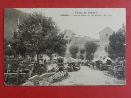 04 Colmars - Porte De Savoie Un Jour De Foire - France