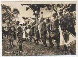7074-DANCE OF MASAI WARRIORS-(KENYA)-FOTO - Kenia