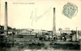 N°31151 -cpa Sucrerie Villenoy Près Meaux- - Industrie