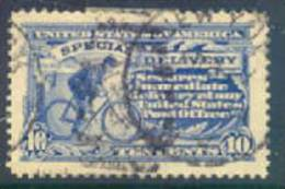 # United States  E   8, Used,   SCV $ $10.00  (use008-1 - Special Delivery, Registration & Certified