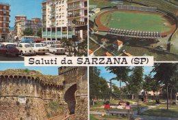 SARZANA...SOCCER...CALCIO ... FOOTBALL....STADIO..STADE ....STADIUM..CAMPO SPORTIVO - Fútbol