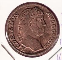 MEDAL PENNING GREAT BRITAIN (?) HADDRIANUS AUGGUS III PP - BRITTANIA SC - Non Classés