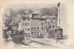 Chemins De Fer - Train Crémaillère Lyon - Ouvrages D'Art