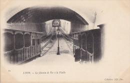 Chemins De Fer - Train Tunnels Lyon - Structures