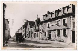"""35 - LIFFRE - CPSM - L'Hôtel Du """"Lion D'Or"""" - France"""