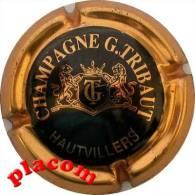 TRIBAUT G.  (Noir Et Or Vif N° 4) ¤* - Tribaut