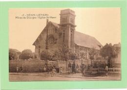 D62 - HENIN LIETARD - MINES DE DOURGES - EGLISE ST HENRI - état Voir Descriptif - Francia