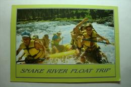 Snake River Float Trip - Non Classés