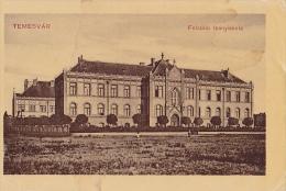 RO24  --   TEMESVAR  --  FELSOBB LEANYISKOLA  --  SCHULE, SCHOOL  --  1910 - Romania