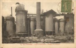 71 LE CREUSOT USINES SCHNEIDER HAUTS FOURNEAUX - Le Creusot