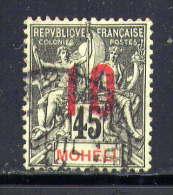 MOHELI - N° 21° - TYPE GROUPE