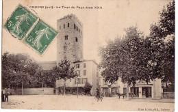 CAHORS: La Tour Du Pape Jean XXII - Cahors
