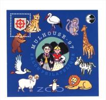 Bloc CNEP N° 24 : Mulhouse 1997 . Voir Le Scan . Cote Maury : 28 € , En Forte Hausse . - CNEP