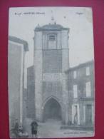 CPA Néffiès (34) - L'église - Otros Municipios