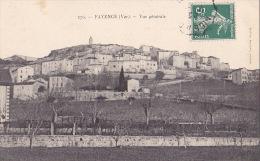 83 / FAYENCE / VUE GENERALE - Fayence