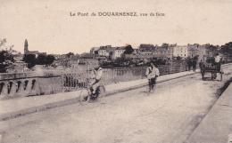 Le Pont De DOUARNENEZ  Vue De Face - Douarnenez