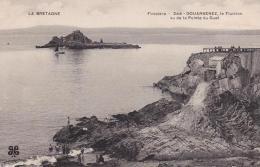 DOUARNENEZ Le Flumion Vu De La Pointe Du Guet - Douarnenez