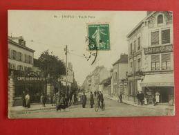 10 Troyes - Rue De Preize - Troyes