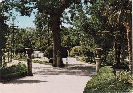 MISTRETTA  /  Giardini Pubblici _ Viaggiata - Messina