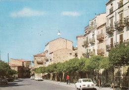 MISTRETTA  /  Via Libertà  _ Viaggiata - Messina