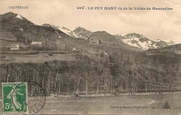 LE PUY MARY Vue De La Vallée De Mandailles          -- Baudel 364 - Altri Comuni