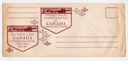 Old Letter - Canada - Enveloppes Commémoratives