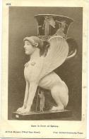 British Museum - Vase In Forme Of Sphinx - Fine Arts