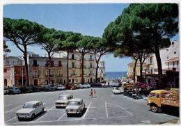 SANTA MARIA DI CASTELLABATE, PIAZZA LUCIA, VG 1972   **** - Salerno