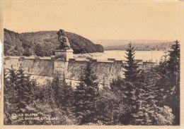 Cp , BELGIQUE , LA GILEPPE , Le Barrage Et Le Lac - Baelen