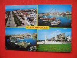 ALEXANDRUPOLIS - Grecia