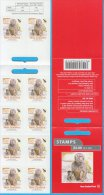 New Zealand Stamp Booklet: 2004 Monkey Hamadryas Baboon $4.00 NZ137003 - Booklets