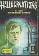 HALLUCINATIONS  Reliure  N° 3008 ( N° 47 + 48 ) -  STEINER   - AREDIT 1975 - Hallucination