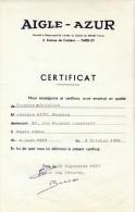 PARIS 75012 - AIGLE-AZUR 2 Avenue Corbéra - FRANCO DE PORT - France