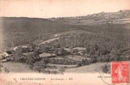 58 CHATEAU CHINON LES GAURYS - Chateau Chinon