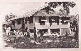 ¤¤  -  272   -   GABON   -  LIBREVILLE   -  Type De Case Sur Pilotis   -  ¤¤ - Gabon