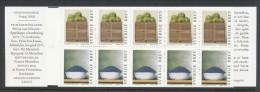 Sweden 2000 Facit #: H520. Philip Von Schantz.  MHN (**) - Carnets