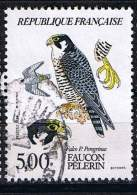 Frankreich 1984 , Michel # 2466 O Nordeuropa - Wanderfalke - Adler & Greifvögel