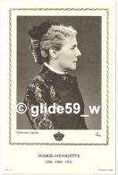 Marie-Henriette - 1836 - 1865 - 1902 - Familles Royales