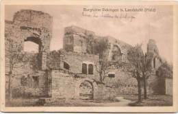 Burgruine Sickingen B. Landstuhl (Pfalz) - Landstuhl