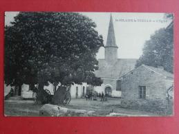 86 St Hilaire La Treille - L'eglise - Otros Municipios