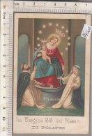 PO9560B# SANTINO MADONNA - VERGINE DEL SS.ROSARIO DI POMPEI - Imágenes Religiosas