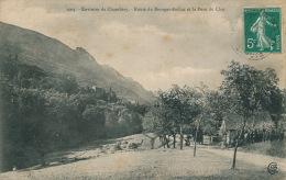 Environs De CHAMBERY - Route Du Bourget Du Lac Et La Dent Du Chat - France