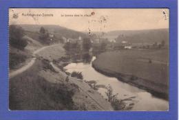 Mortehan - Sur - Semois    La Semois Dans Le Village  état Voir Scan. - Bertrix
