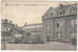 Aalst - Pupillenschool - De Koer - Geanimeerd - 1913 - Uitgever Zie Logo Nr 43 - Aalst