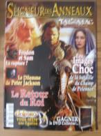 LOTR - MAGAZINE TALISMAG HORS-SERIE N° 4 - LE SEIGNEUR DES ANNEAUX - LE RETOUR DU ROI - AUTOMNE 2003 - Revistas