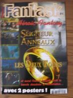 LOTR - MAGAZINE FANTASK N° 7 - SPECIAL HEROIC-FANTASY - LE SEIGNEUR DES ANNEAUX - LES DEUX TOURS - DECEMBRE 2002 - Magazines